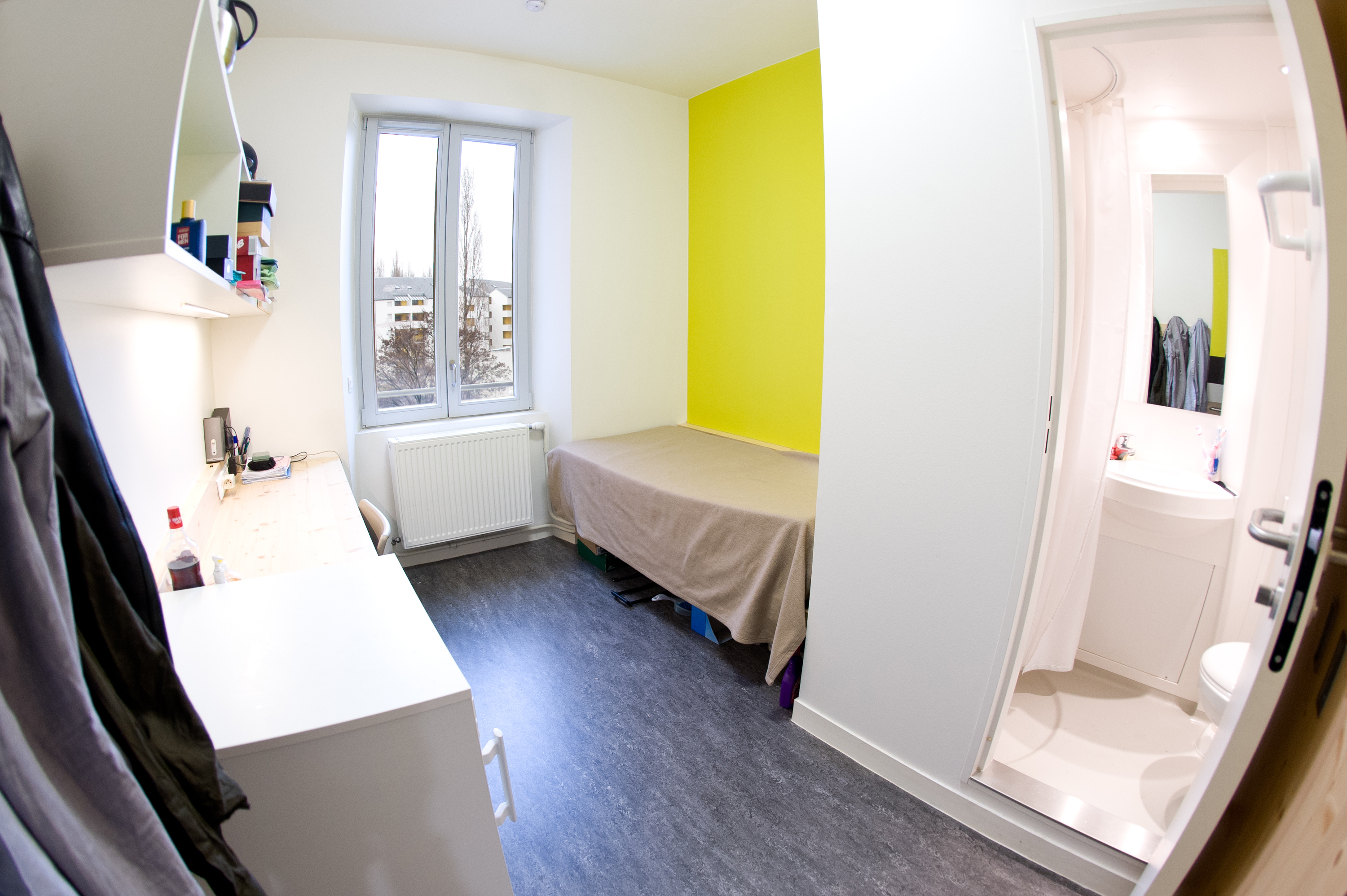R sidence maison des etudiants crous grenoble alpes for Appartement universitaire bordeaux