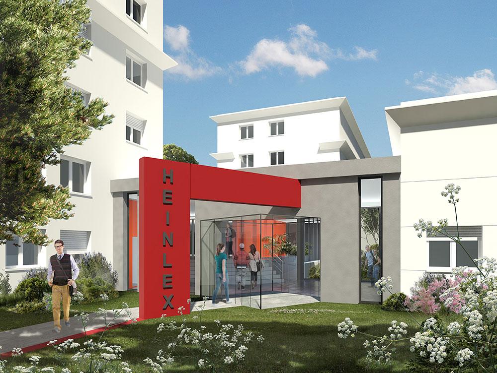 cit heinlex nantes pays de la loire. Black Bedroom Furniture Sets. Home Design Ideas