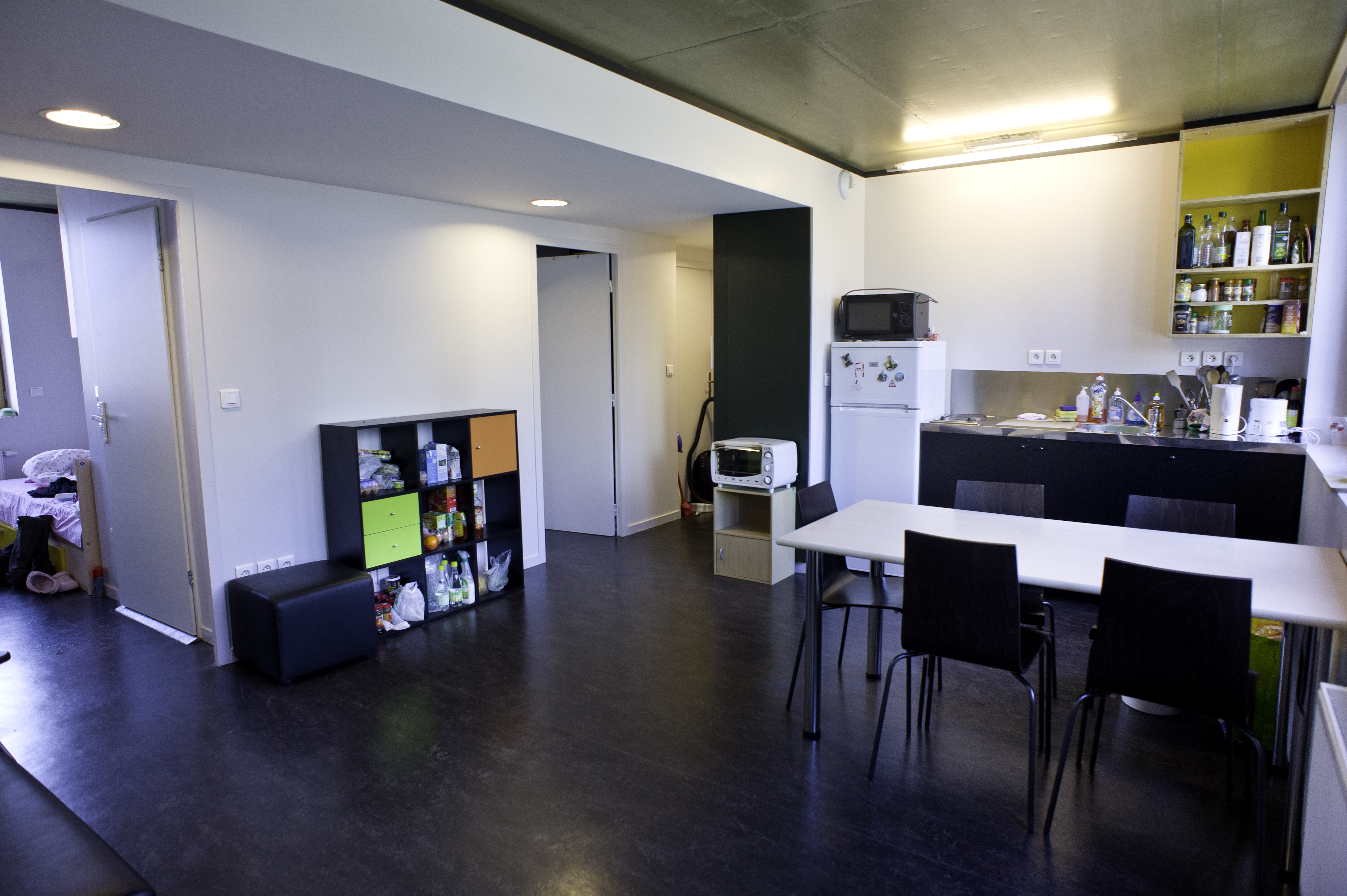 r sidence la cardini re crous grenoble alpes. Black Bedroom Furniture Sets. Home Design Ideas