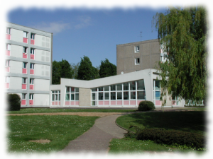 Site de lebisey caen for Chambre universitaire caen